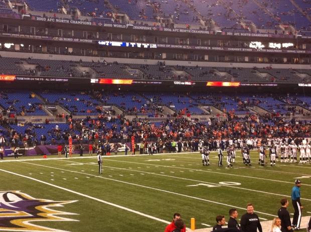 Broncos win 34-17
