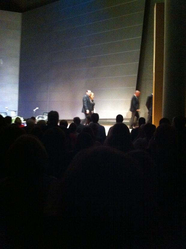 John Travolta in Baltimore11.10.12