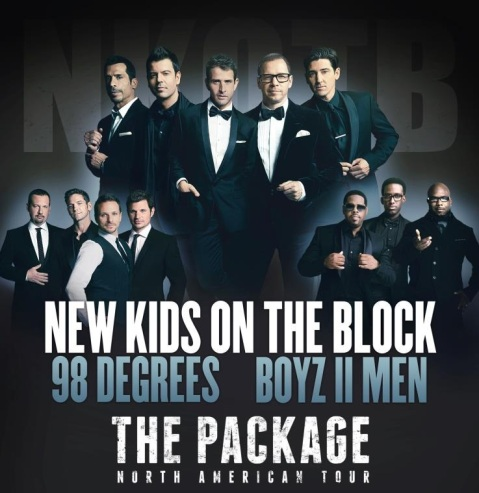 NKOTBThe Package Tour