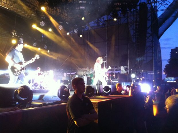 Soundgarden Philly 7.13.11