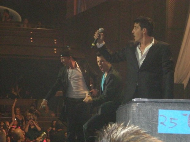 love this one! NKOTB Vegas 5.7.10