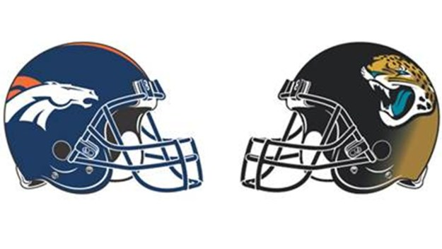 Image result for Broncos vs. jaguars
