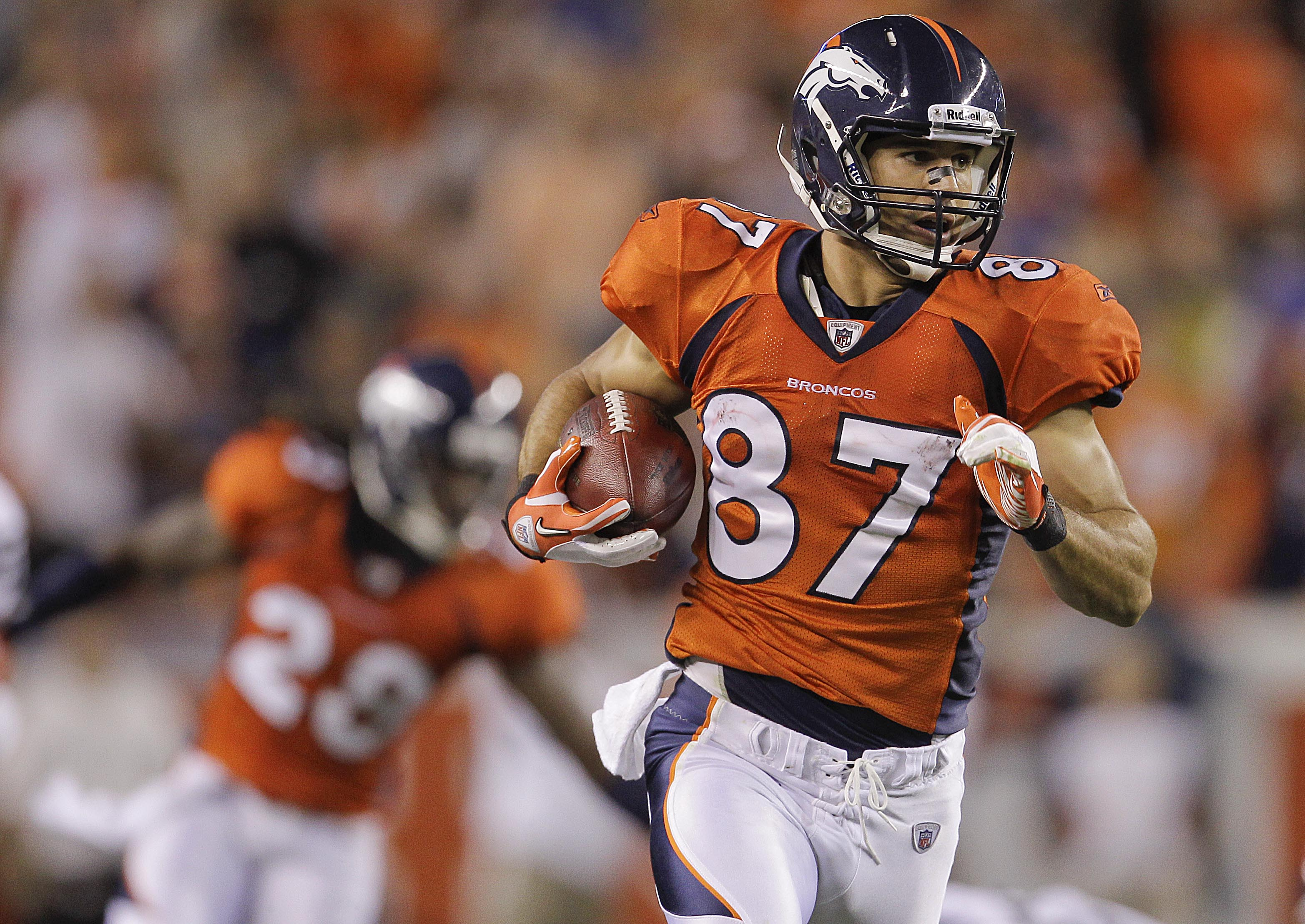 Broncos' Eric Decker in Reality Show – i'm not a fan ...