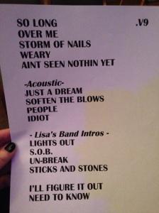 Lisa Marie Presley Vienna, VA 11.15.13