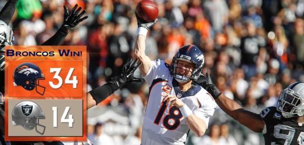 (Photo Credit: Denver Broncos)