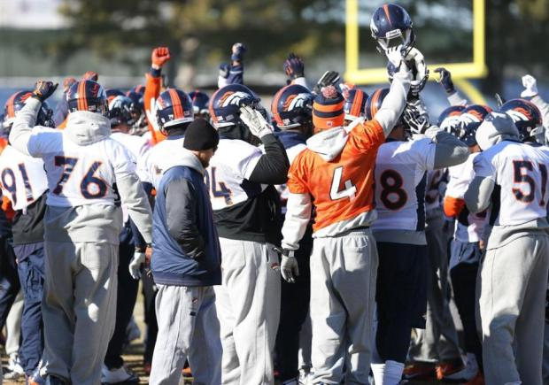 (Photo Credit: Denver Broncos / Stuart Zaas)