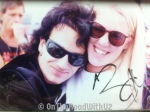 Bono and Me Giants Stadium August 1992