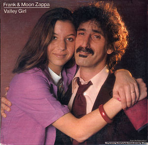 Frank_Zappa_Valley_Girl_single