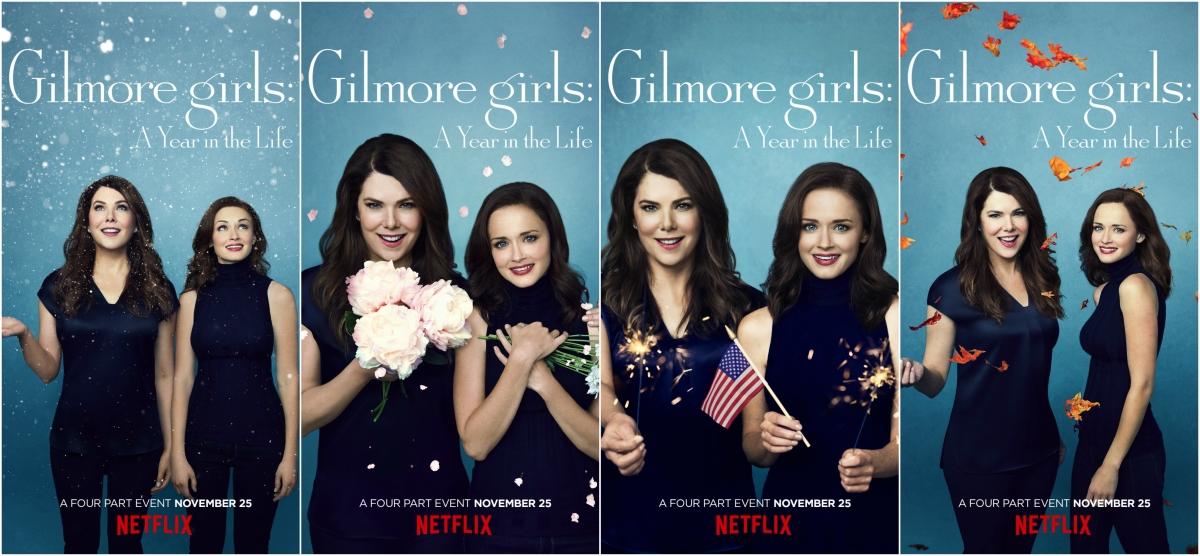 gilmore girls a year in the life poster ile ilgili görsel sonucu