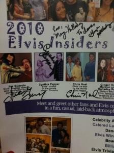 14 my autographs