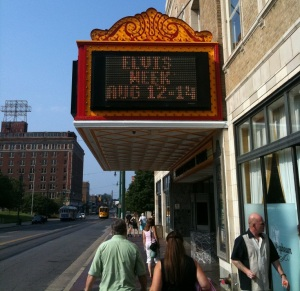 2 Elvis Week at the Orpheum