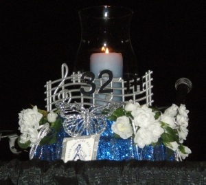32nd Anniversary Candle1