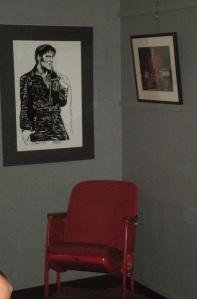 Elvis display at Memphian2