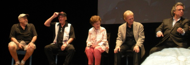 Joe, James, Millie, Terry, Joe at Conversations2