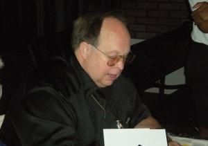 Wayne Carmen at Gladiator launch2