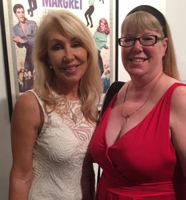 me and Linda Thompson 8.13.17