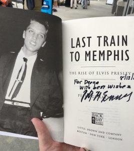 signed last train