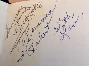 nancy signed