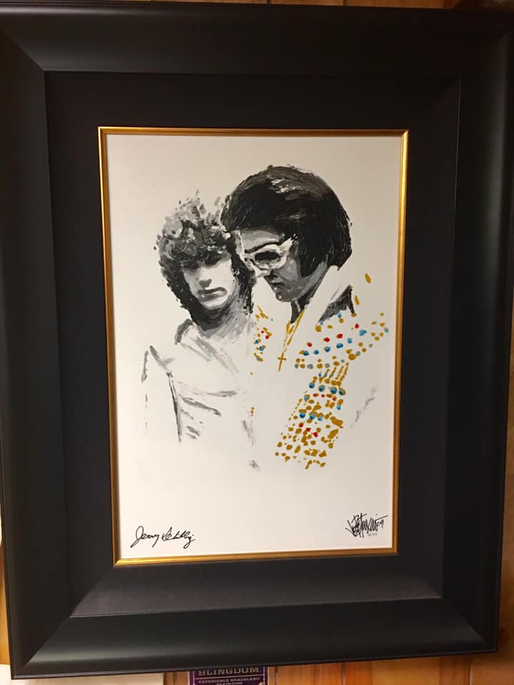 3 jerry painting
